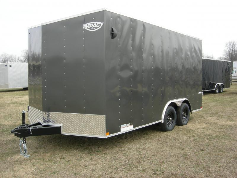 2021 Impact Trailers ISCAA.5x16TE2 Enclosed Cargo Trailer