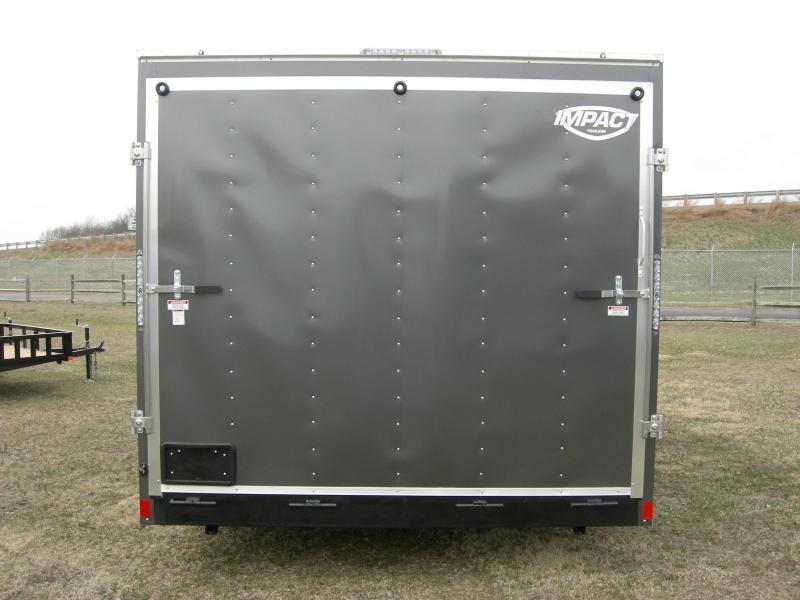 2021 Impact Trailers ISCAA.5x16TE2 Enclosed Cargo Trailer