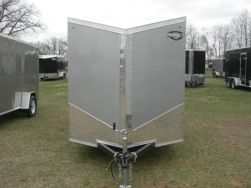 2020 Impact Trailers ITT612SA Enclosed Cargo Trailer