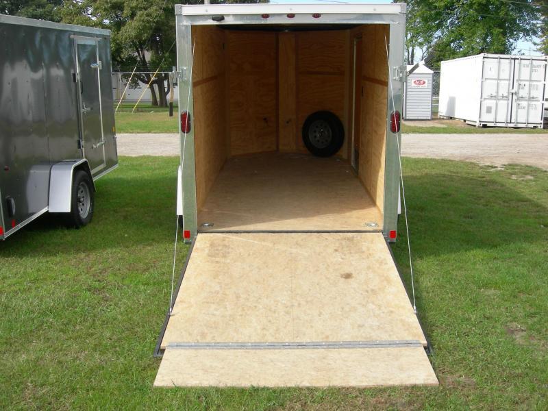 2018 Interstate SFC6x12SI2 Enclosed Cargo Trailer