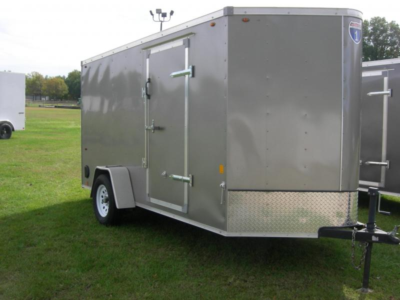 2018 Interstate SFC6x12SI2 Enclosed Cargo Trailer