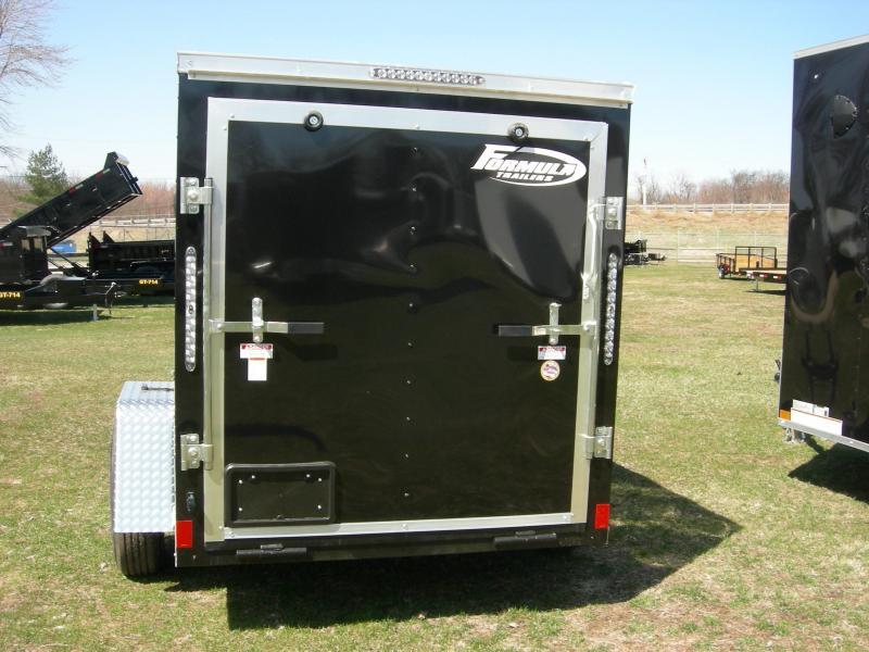 2021 Formula Trailers FSCBA5x8SI Enclosed Cargo Trailer