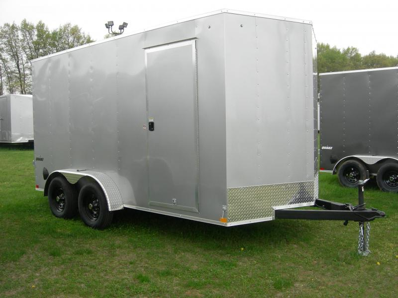 2021 Impact Trailers ISCAA7x14TA2 ATV Trailer