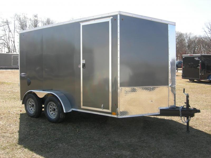 2021 Look Trailers EWLC7x12TE2 Enclosed Cargo Trailer