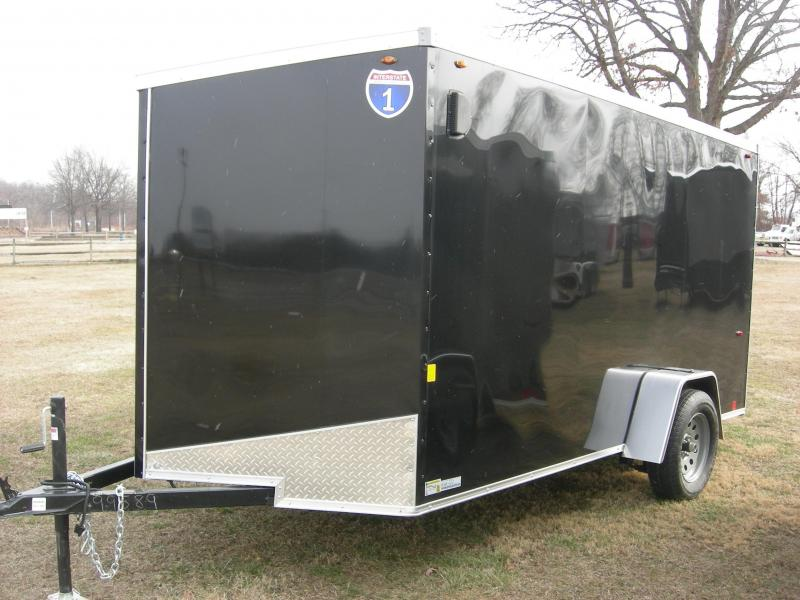2020 Interstate SFC6x12SA Enclosed Cargo Trailer