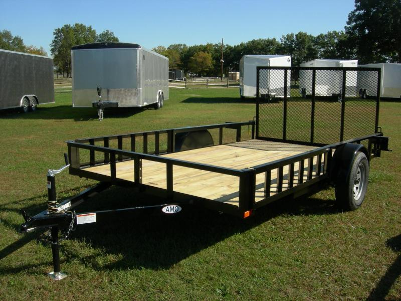 2020 American Manufacturing Operations (AMO) US82x12ATV ATV Trailer