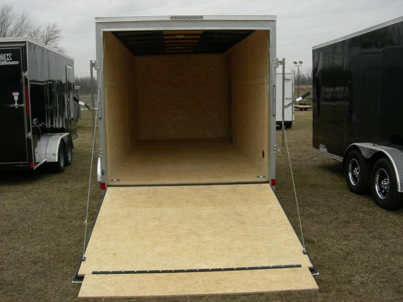 2021 Formula Trailers FSCDA 7x16TE2 Enclosed Cargo Trailer