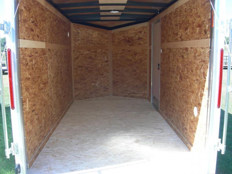 2020 Look Trailers STLC6x12SI2DLX Enclosed Cargo Trailer