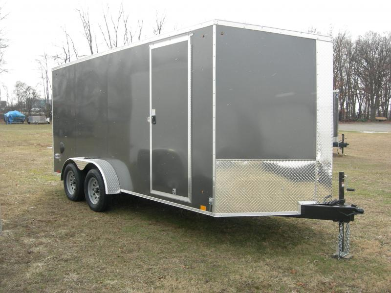 2021 Look Trailers EWLC7x16TE2 Enclosed Cargo Trailer