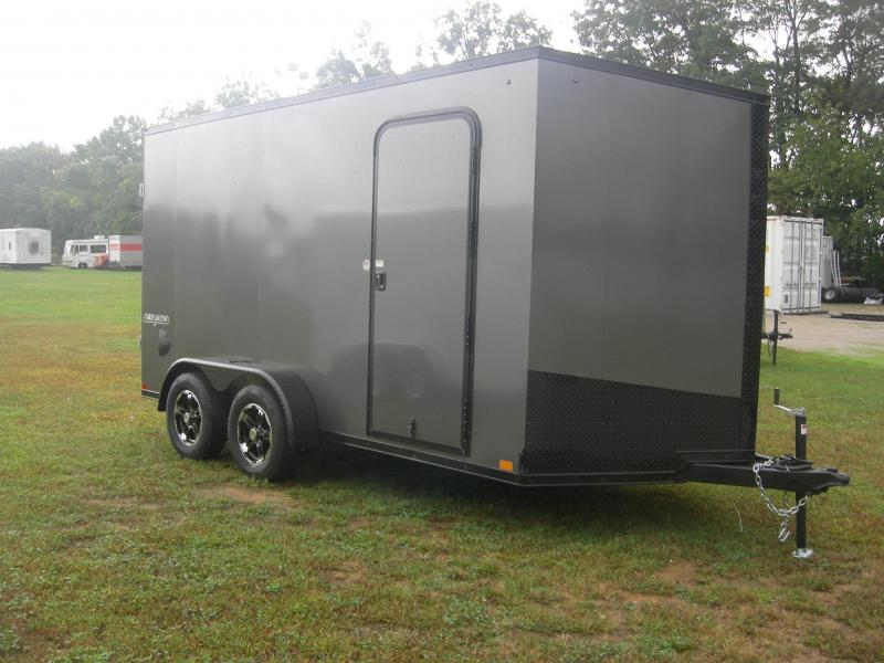2020 Impact Trailers ISCBB7x14TE2 Enclosed Cargo Trailer