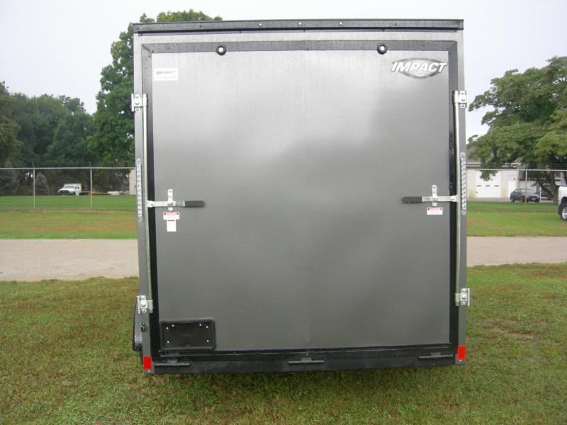 2020 Impact Trailers ISCBB7x14TE2 Enclosed Cargo Trailer