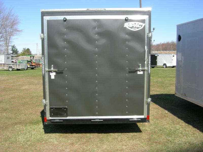 2021 Impact Trailers ISCAA7x16TE2 Enclosed Cargo Trailer