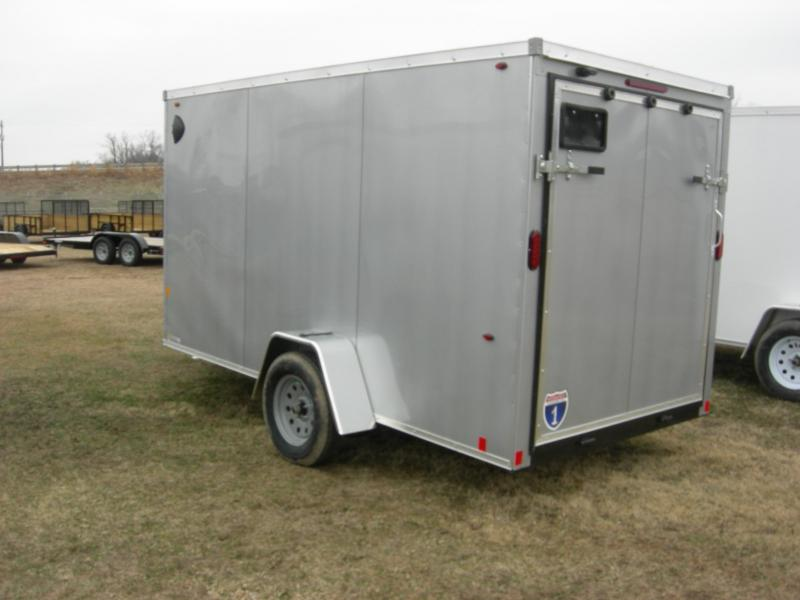 2020 Interstate 1 Trailers SFC 6x12SA Enclosed Cargo Trailer