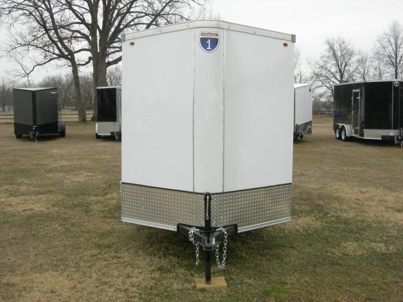 2020 Interstate SFC6x10SA Enclosed Cargo Trailer