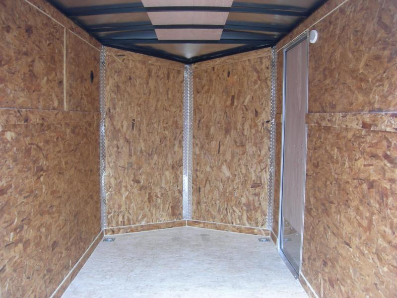 2021 Formula FSCAA 6x10SA Enclosed Cargo Trailer