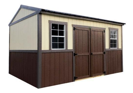 2019 Premier Portable Buildings Urethane Side Utility (USUTX)