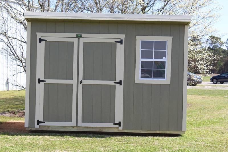 2019 Premier Portable Buildings Premier Cottage Shed (UPCS)