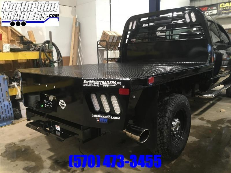 "CM RD2 Truck Bed - 97"" x 8' 6"" Truck Bed - DRW Long Bed - 38"" Frame Rail"