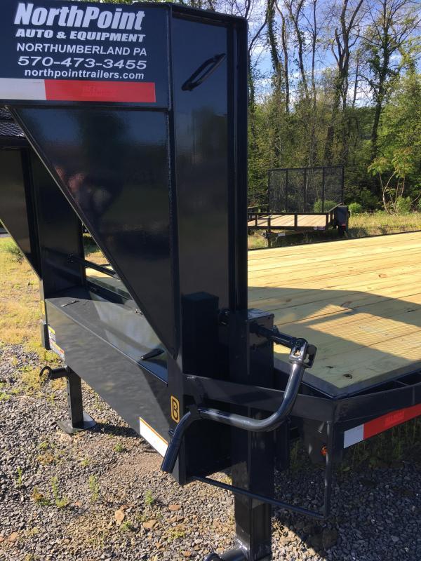 2019 Belmont Machine GN24-14K Deckover Equipment Trailer