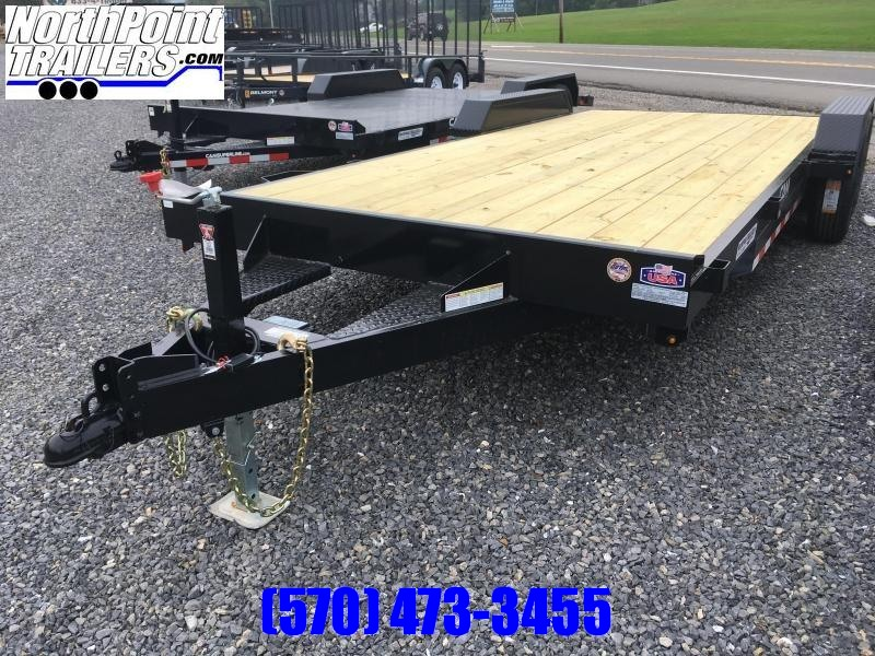 2020 Cam Superline 20' - 10K Car Hauler