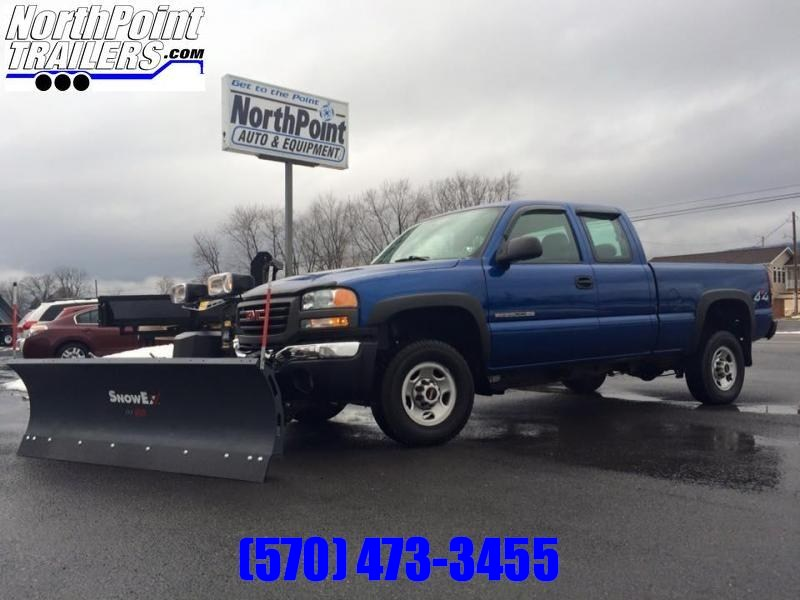 New SnowEx 7600 Regular Duty Snow Plow
