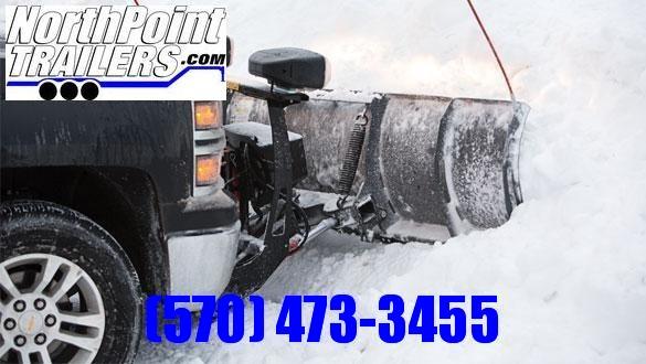 New SnowEx 7600 Regular Duty Snow Plow