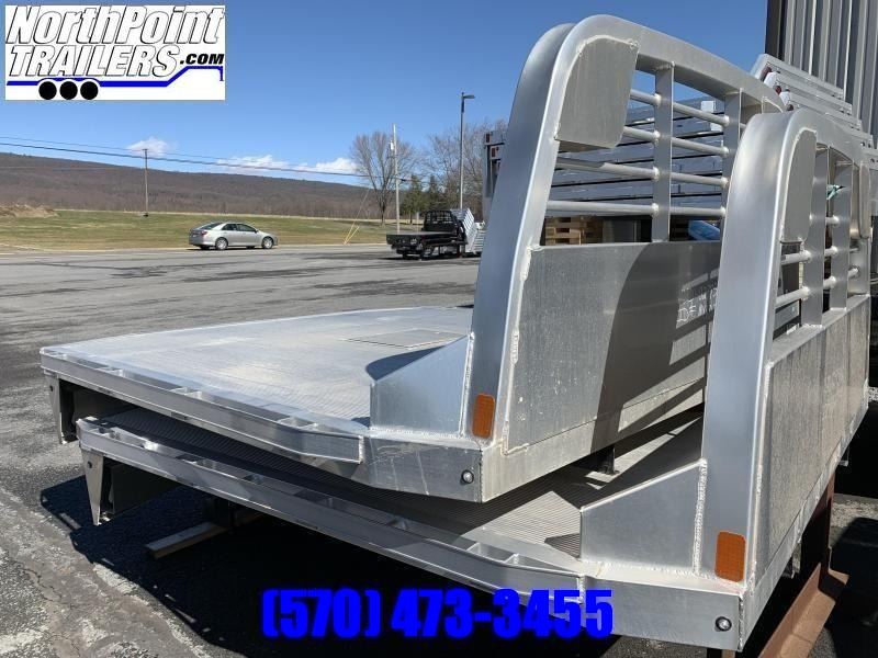 "CM ALRD2 Truck Bed - 84"" x 8' 6"" Truck Bed - SRW Long Bed - 42"" Frame Rial"