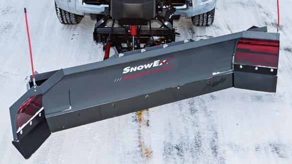 New SnowEx 8100 Power Plow
