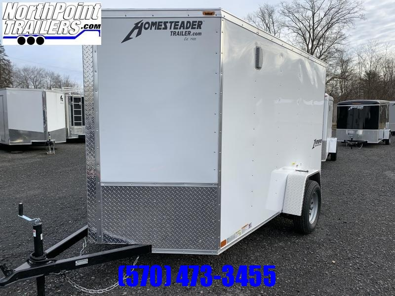2020 Homesteader 610IS Enclosed Cargo Trailer