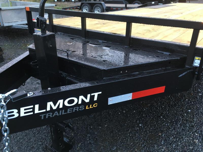 2019 Belmont Machine DO924TD-14K Equipment Trailer