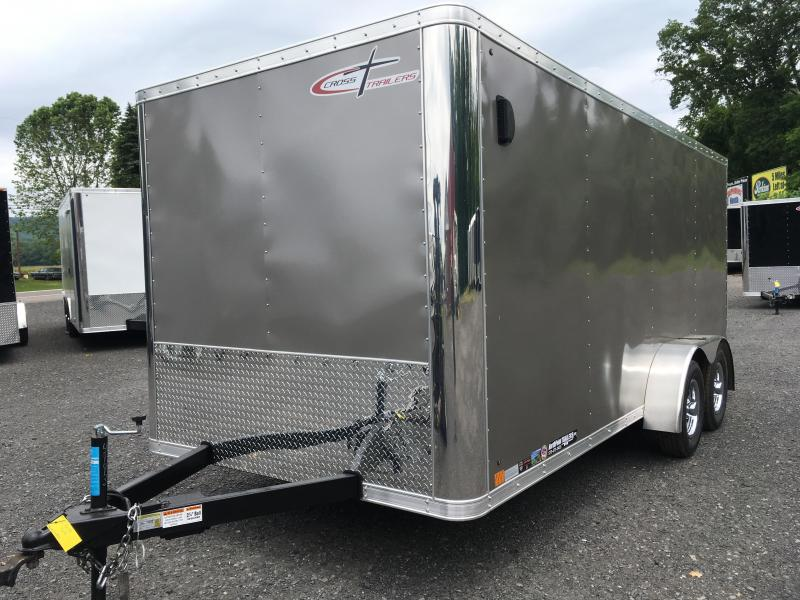 2018 Cross Trailers 716TA