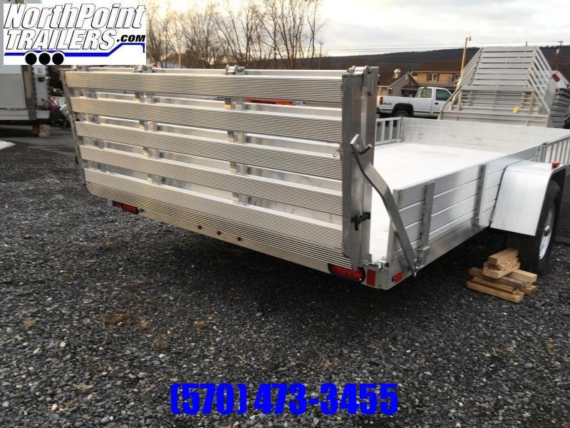 2020 Aluma 8115SR - ATV Utility Trailer