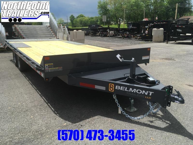 2019 Belmont Machine DO920-10K Deckover - Adjustable Tail w/ Flip Down Jacks