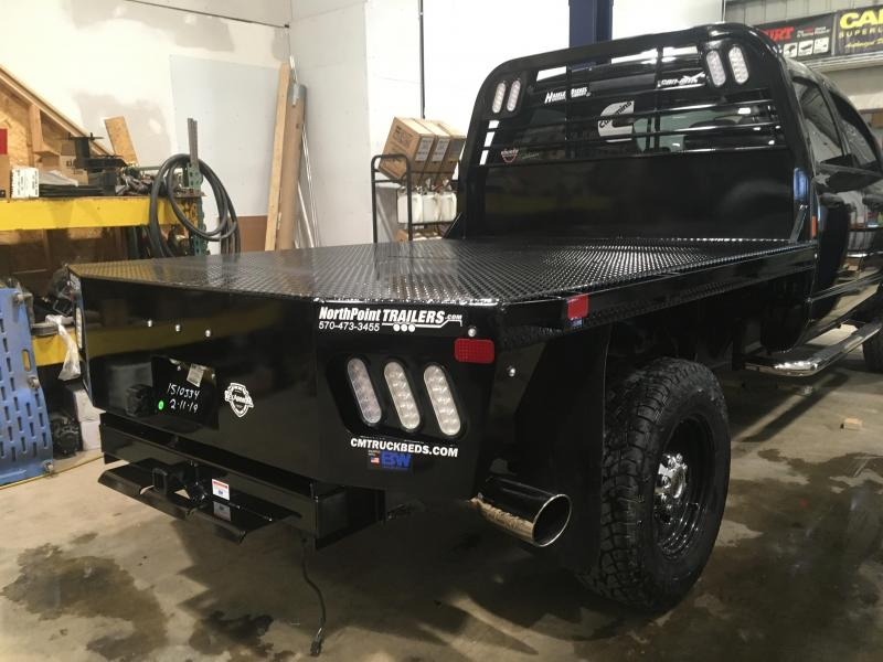 """CM RD2 Truck Bed - 97"""" x 8' 6"""" Truck Bed - DRW Long Bed"""