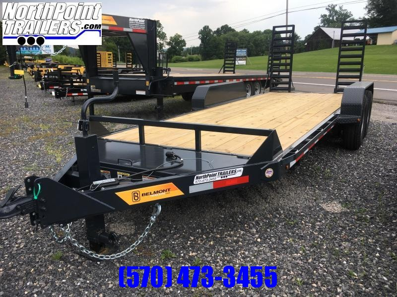 Belmont Machine SS1018-14K Equipment Trailer