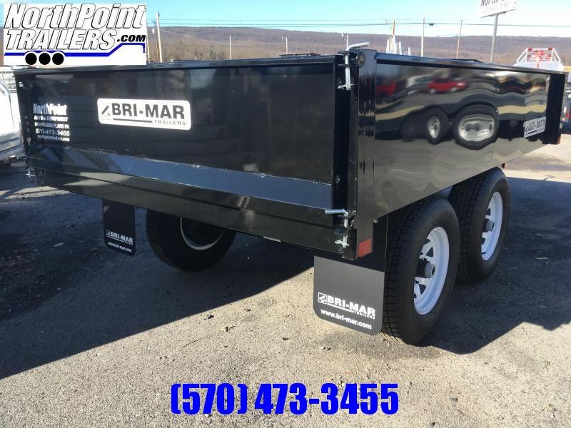 Bri-Mar DTR610D-10 - Black Mod Wheels