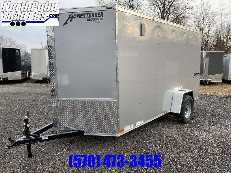 2020 Homesteader 612IS Enclosed Cargo Trailer