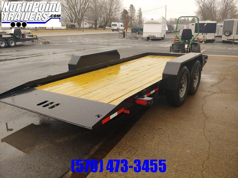 2020 CAM 18' Full Tilt Equipment Trailer - 16,100 GVWR