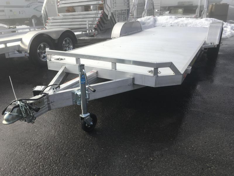 2019 Aluma 8220H Car Hauler - 9990#GVWR