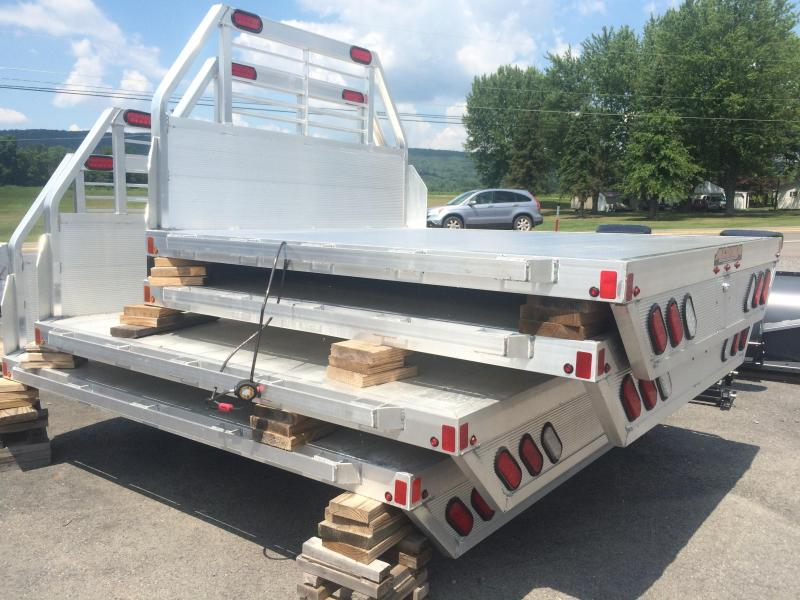 Aluma 96 x 12' Cab & Chassis Truck Bed