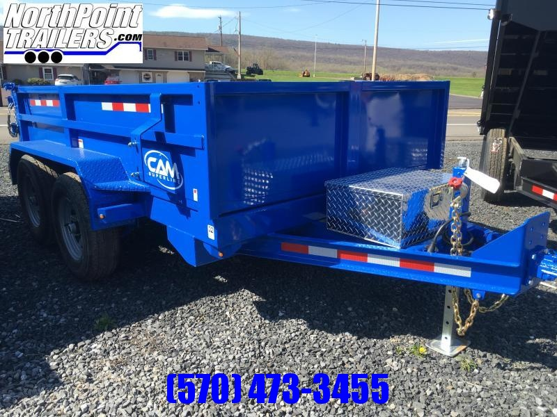 2019 CAM 5CAM610LPD - BLUE
