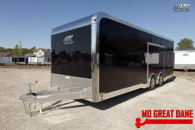 2020 ATC QUEST 8.5 x 24 CH305 Car / Racing Trailer