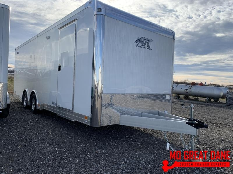 2020 ATC QUEST 8.5 x 24 305CH Car / Racing Trailer