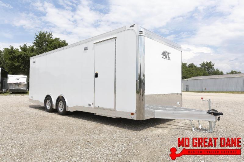 2020 ATC QUEST 8.5 x 24 305CH Car / Racing Trailer