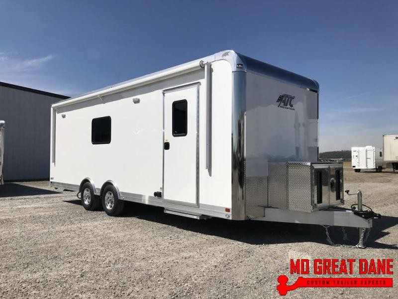 2020 ATC QUEST 8.5 x 24 Command / Response Trailer
