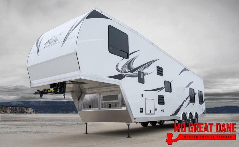 2020 ATC ARV 40' Fifth Wheel Toy Hauler RV