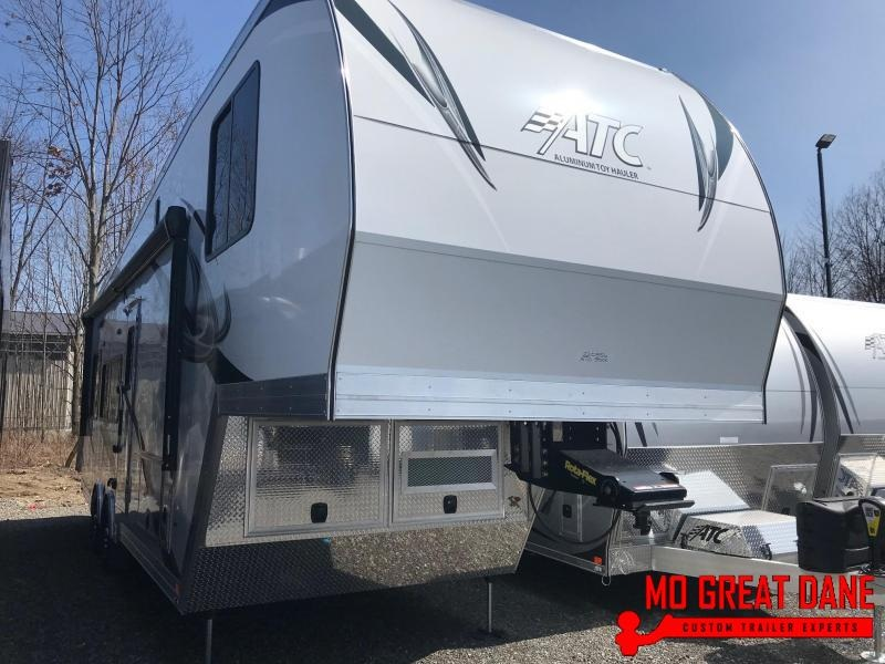 2020 ATC ARV 32' Fifth Wheel Toy Hauler RV