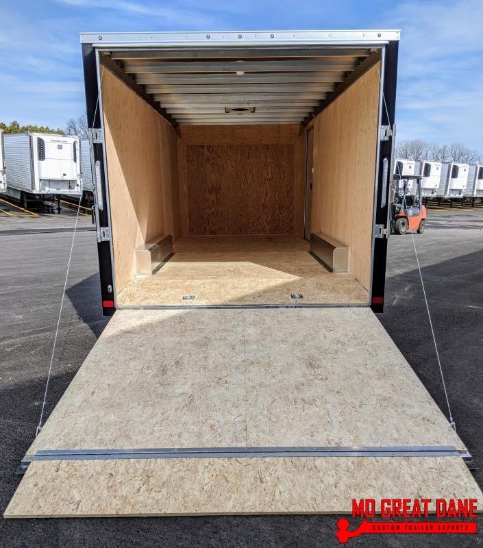 2020 ATC RAVEN 8.5 x 20 Enclosed Cargo Trailer