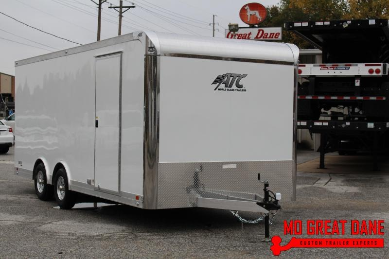 2020 ATC QUEST 8.5 x 20 205CH Car / Racing Trailer