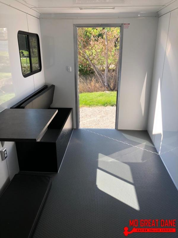 2019 ATC QUEST 7 x 14 Office-Security-Shack Trailer